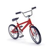 Red Bike — Stock Photo