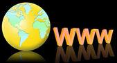 Internet concept — Stockfoto