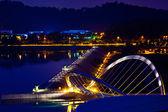 Malaysia Bridge — Stock Photo