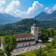 Old Swiss Church — Stockfoto #6740232