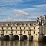 Chateau de Chenonceau — Stock Photo