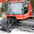 Stock Photo: Snowcat