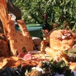 Stock Photo: Market stall at Harvest Festival in Mali Losinj