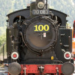 Steam locomotive — Stock Photo #6077630