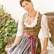 Stock Photo: BavariGirl