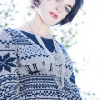 Royalty-Free Stock Photo: Italien-Fashion Herbst / Winter