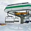 Royalty-Free Stock Photo: Ski lift station