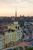 Kiev, the city view — Stock Photo