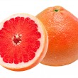 Red grapefruit - Stock Photo