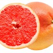 Постер, плакат: Red grapefruit