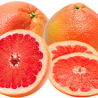 Red grapefruit — Stock Photo #5651773