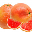 Red grapefruit — Stock Photo #5666269