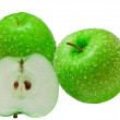 Royalty-Free Stock Photo: Green apple