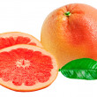 Red grapefruit — Stock Photo #5686101