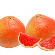 Red grapefruit — Stock Photo #5692631