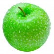 Green apple — Stock Photo #5704113
