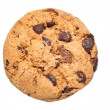 Chocolate chip cookie - Stock Photo