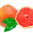 Red grapefruit — Stock Photo #5824349