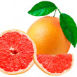 Red grapefruit — Stock Photo #5906806