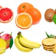 Different fruits — Stock Photo #5935235