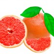 Red grapefruit — Stock Photo #5935288