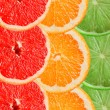 Citrus slices — Stock Photo #5988656
