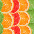 Citrus slices — Stock Photo #5988657