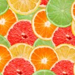 Citrus slices — Stock fotografie