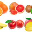 Different fruits — Stock Photo #5988673