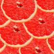 Grapefruit slices — Stock Photo