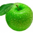Green apple — Stock Photo #6117710