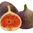 Stock Photo: Fresh fig fruit
