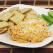 Stock Photo: Buffalo Chicken Dip
