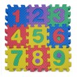 Stock Photo: Number Puzzle