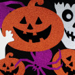 Happy Halloween Background - Foto Stock