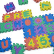 Preschool and Numbers — Stock Photo #5612513