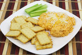 Buffalo Chicken Dip — Stockfoto