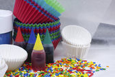 Baking supplies — Stockfoto