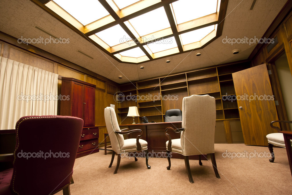 A move in ready luxury office with lavish furnishings  Stock Photo #5704052