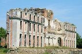 城堡废墟 — 图库照片