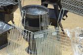 BBQ grills — Stock Photo