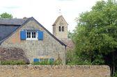 Village houses — Stock Photo