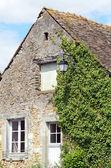 Rural house facade — Stock Photo