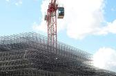 Iron construction — Stock Photo