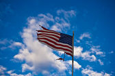 American flag. — Stock Photo