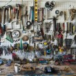 Workbench. - Stock Photo