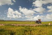 Mortorbike — Stock Photo