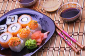 Sushi set — Stock Photo