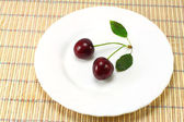 TwoCherries — Stock Photo