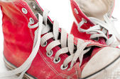 Gumshoes rosso — Foto Stock